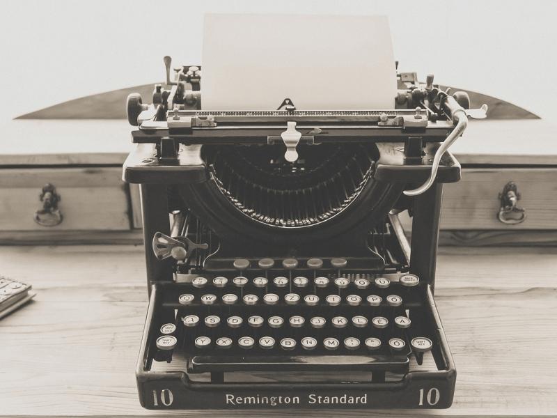 Der Ursprung des Bloggens